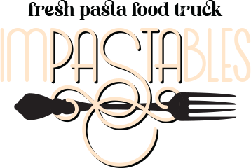 Impastables Food Truck Logo